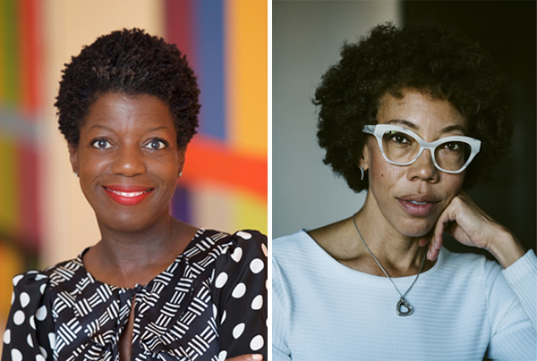 Thelma Golden and Amy Sherald