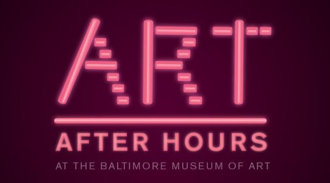 Art After Hours logo