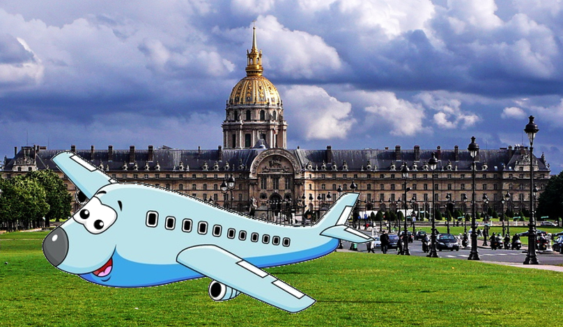 L'esplanade des Invalides est-elle un aéroport ?!