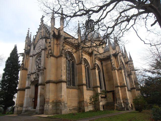 Un empereur français enterré en Angleterre...