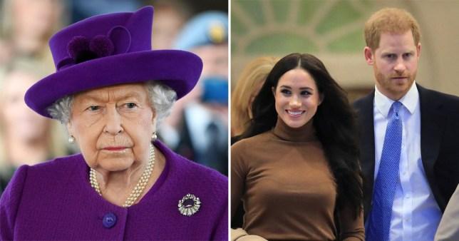 Harry défie la reine !