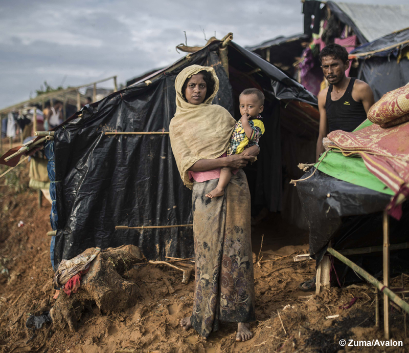 Stop Rohingya being sent to giant prison camps in Burma