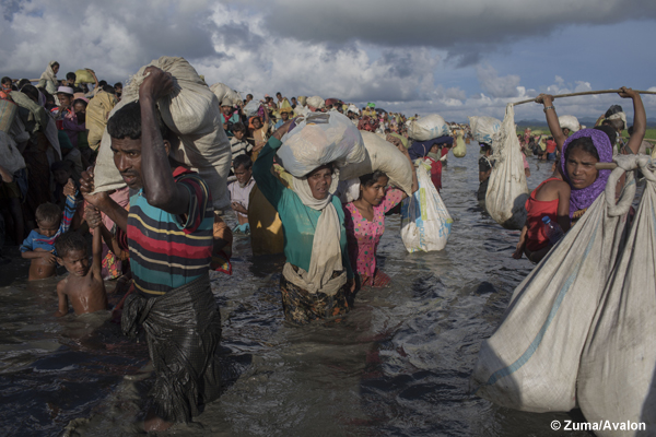 Will the EU let Burma's rulers get away with murder?