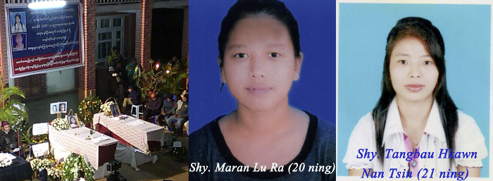 Two Kachin teachers raped and killed - British government could help stop this
