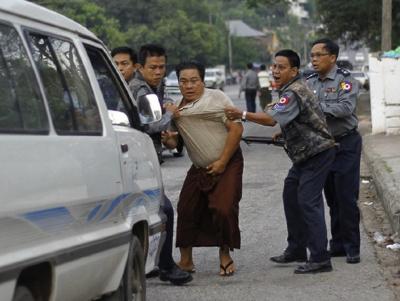 Free Aung Soe