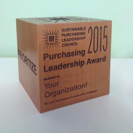 Submit your work for a leadership award!