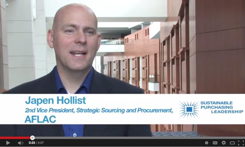Screengrab from SPLC 2014 Summit video