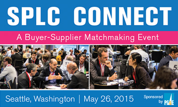 SPLC Connect: A Buyer-Supplier Matchmaking Event