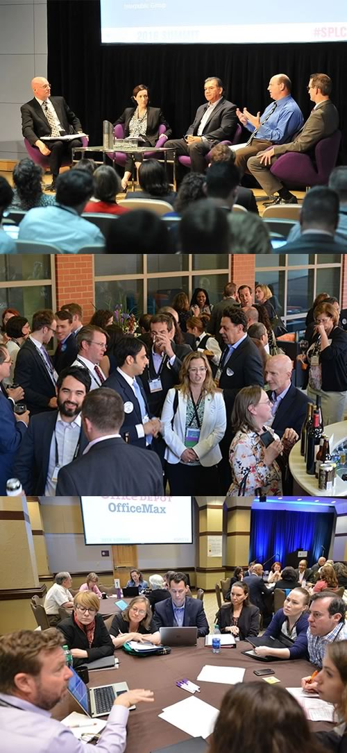 Photos from 2016 Summit: CPO Keynote Conversation; Green Power Happy Hour; Innovation Accelerator
