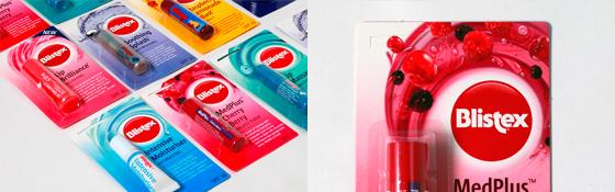 Brand Nu - Blistex packaging by Radim Malinic