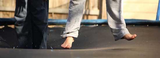 NSW trampoline