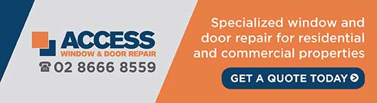 Access Window & Door Repair