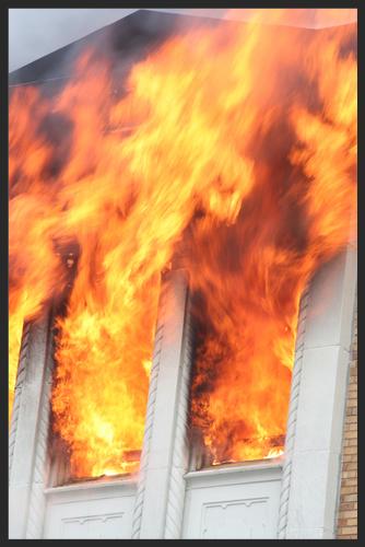 Fire evacuation drawings