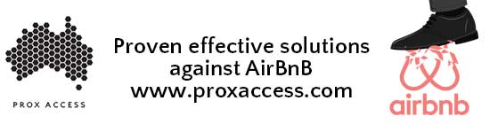 Prox Access security systems installer and solutions against Airbnb