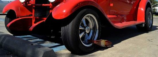 NSW wheel clamping by-law