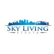 Sky Living Strata Logo