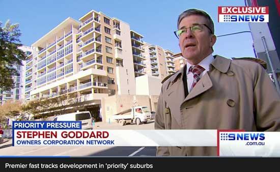 NSW Priority Suburbs
