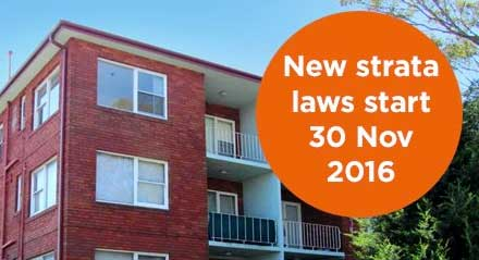 NSW Reforms Commence