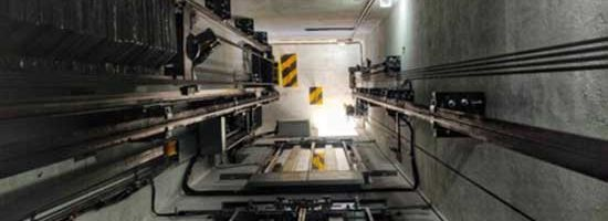 Sinking fund forecast include lift replacement