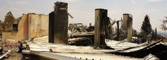 NAT Strata Property Bushfire Season