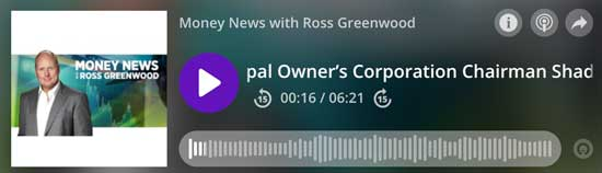 Opal Owner's Corporation Chairman Shady Eskander tells Ross Greenwood