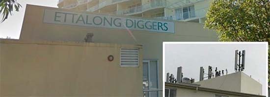 Strata committee to sue Ettalong Diggers
