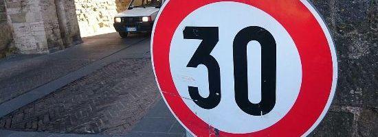 QLD Speed Limits