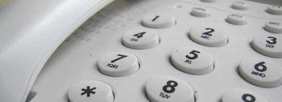 WA Repair Phone Line
