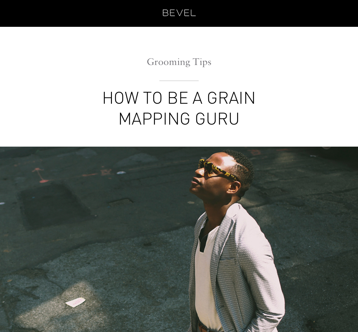 How To Be A Grain Mapping Guru