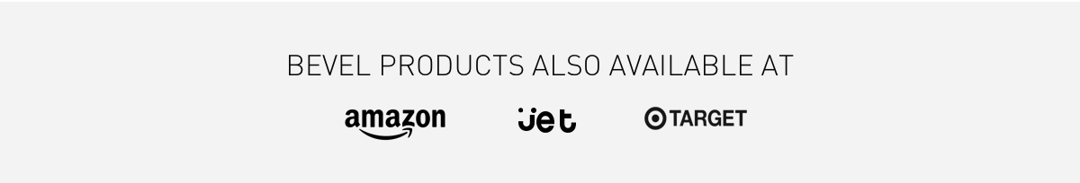 Get Bevel at Amazon, Jet.com, and Target