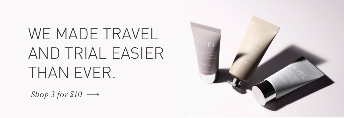 We Made Travel and Trial Easier Than Ever for $10