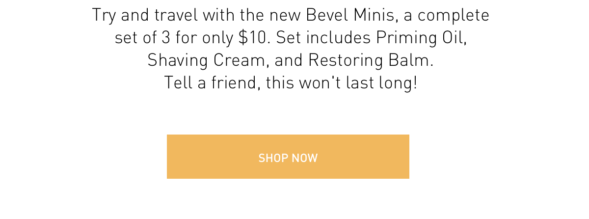 Shop Minis 3 for $10
