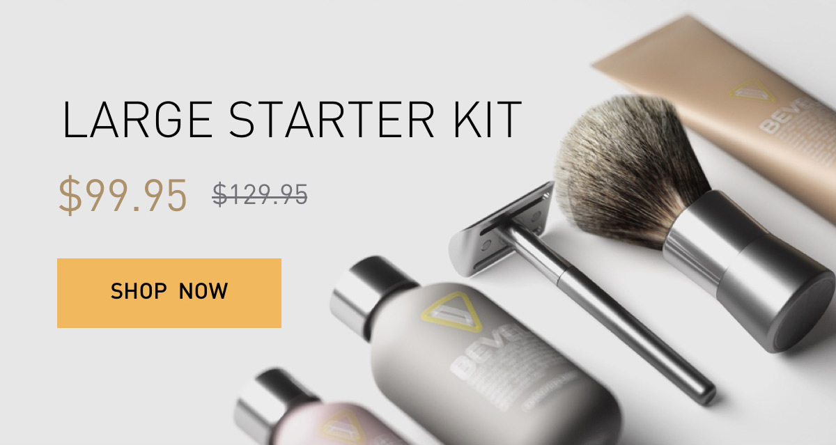 Large Starter Kit SHOP NOW