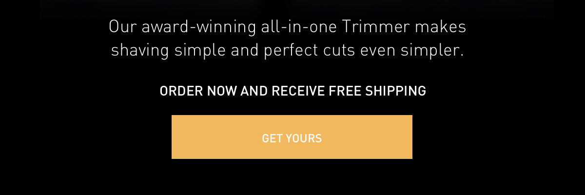 Get your all-in-one Trimmer