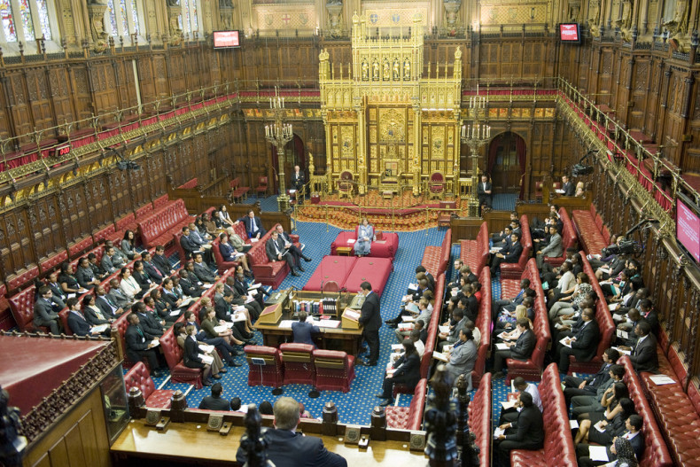 House of Lords. Image courtesy of Parliament - CC BY-NC 2.0
