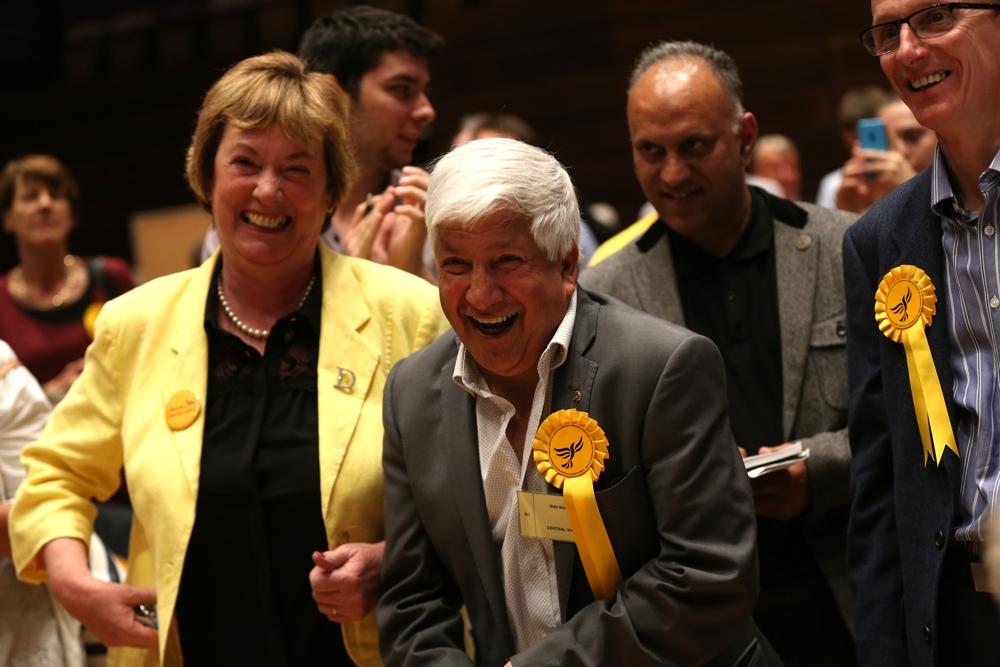 Lib Dems win in Watford