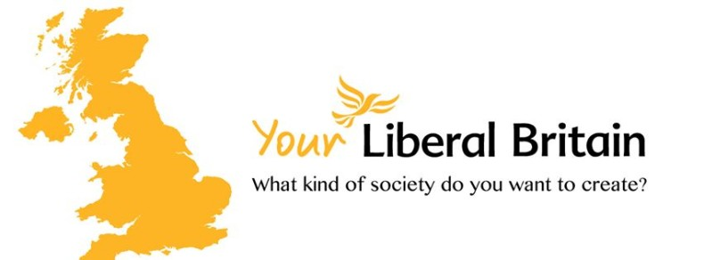 Your Liberal Britain banner