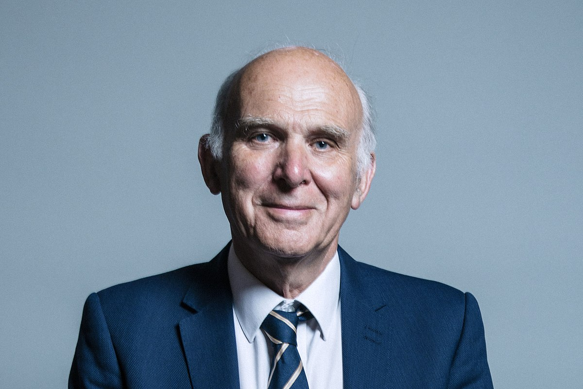 Vince Cable. Photo by Chris McAndrew [CC BY 3.0 (http://creativecommons.org/licenses/by/3.0)], via Wikimedia Commons