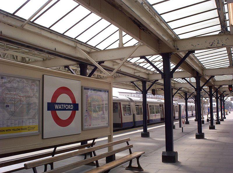 Watford Tube station