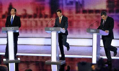 TV debate 2010