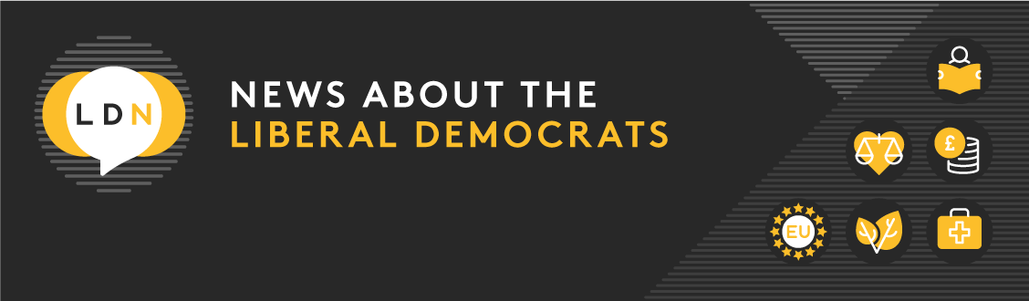 News about the Lib Dems header graphic