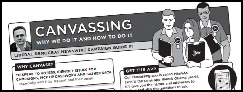 Mark Pack canvassing fact sheet