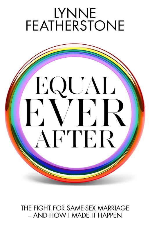 Equal Ever After by Lynne Featherstone - book cover