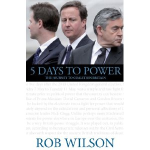 5 Days to Power: book cover