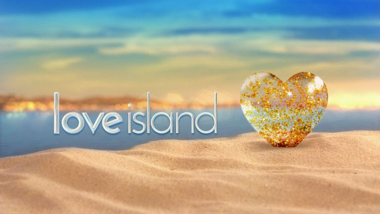 The Love Island TV logo