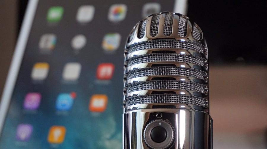 A microphone - CC0 Public Domain