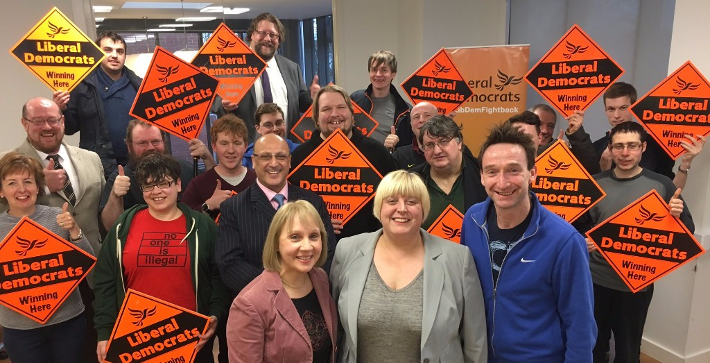 Jackie Pearcy selected by Lib Dems for Manchester Gorton by-election