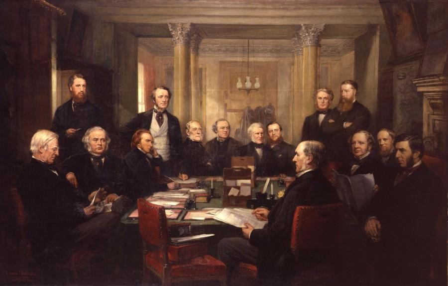 William Gladstone's Cabinet of 1868