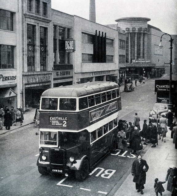 Bristol in the 1950s