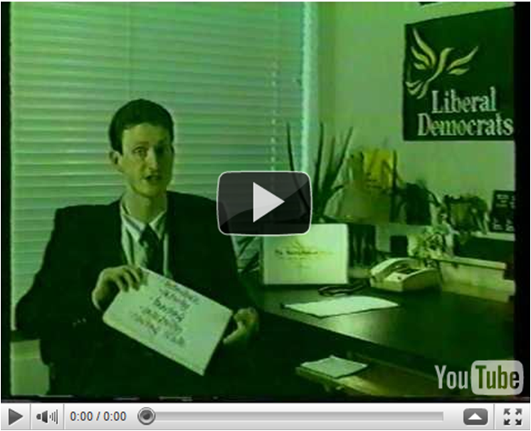 Lembit Opik training video screenshot